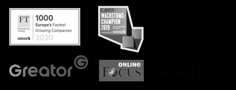 Mehr Geschäft ist bekannt aus Forbes, Greator, Focus-Online und Netcoo